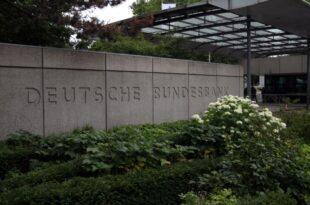 bundesbank raet finanzwirtschaft zur vorsorge vor zinsanstieg 310x205 - Bundesbank rät Finanzwirtschaft zur Vorsorge vor Zinsanstieg