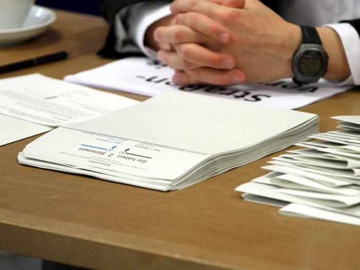 Photo of Bundestagswahl: Verfahren wegen Stimmzettel-Fotos eingestellt