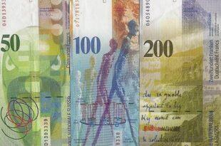 csm Banknoten des Schweizer Franken zu den Nominalwerten 10 bis 200 CHF  Rueckseiten  1187f93077 310x205 - Schweizerische Nationalbank: Neuer 200er kommt im August