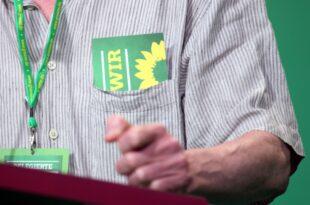 gruenen chefin will partei von spd abgrenzen 310x205 - Grünen-Chefin will Partei von SPD abgrenzen
