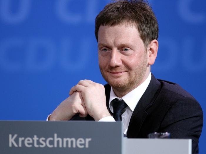 """Photo of Kretschmer bezeichnet Hartz IV als """"großartige soziale Absicherung"""""""