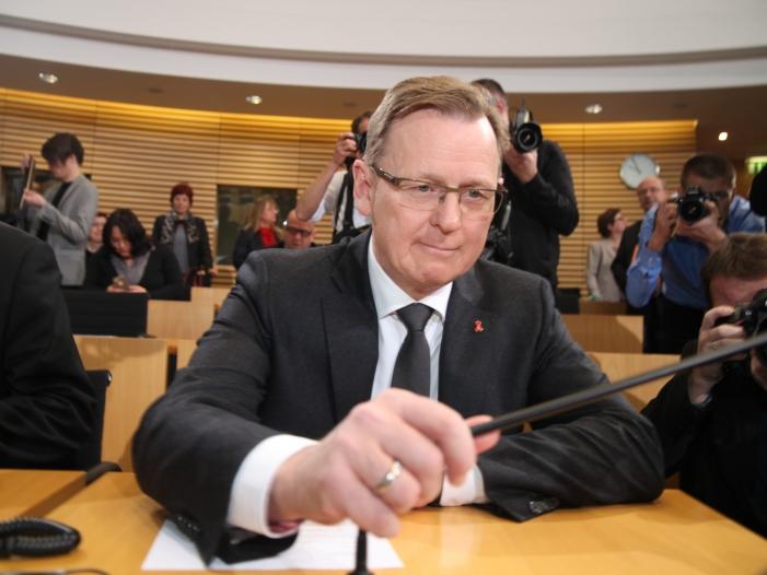 Photo of Landesregierung in Thüringen nach Sprengstofffunden unter Druck