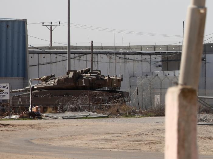 Bild von Mindestens 15 Tote im Gazastreifen – UN-Sicherheitsrat tagt