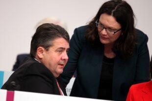 nahles teamfaehigkeit wichtigstes kriterium fuer spd ministerliste 310x205 - Nahles: Teamfähigkeit wichtigstes Kriterium für SPD-Ministerliste