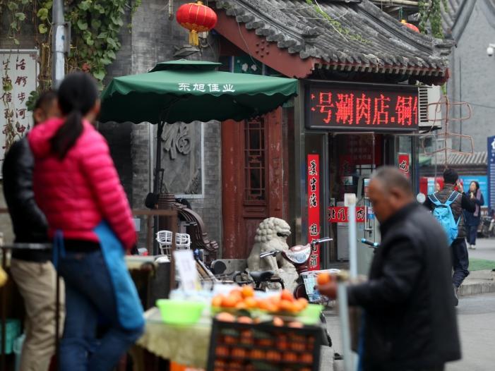 Bild von Ökonomen gegen Einigung auf Kosten Chinas
