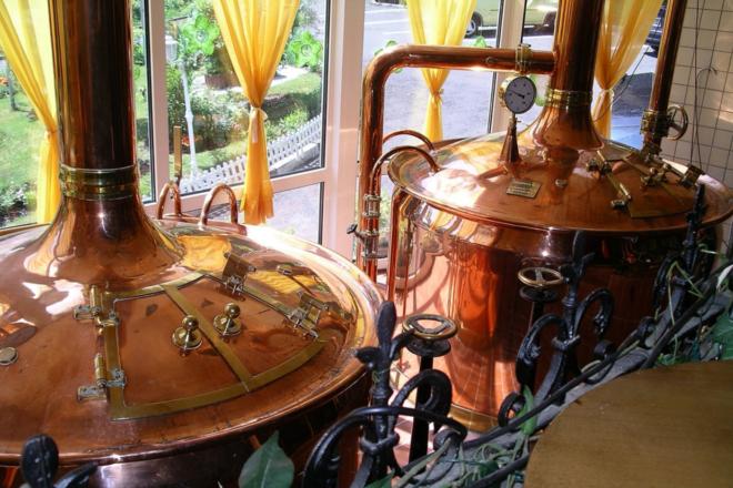 Brauereikessel - DrinkIT: Industrie 4.0 für die Getränke-Branche