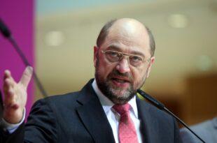 Ex SPD Chef Schulz zeigt sich solidarisch mit Nahles 310x205 - Ex-SPD-Chef Schulz zeigt sich solidarisch mit Nahles