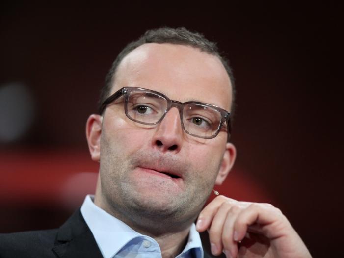 Kassen-Chef kritisiert Gesundheitsminister Spahn
