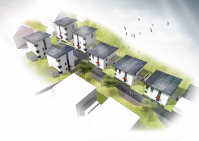 Photo of Herne baut Klimaviertel mit Plusenergie-Häusern
