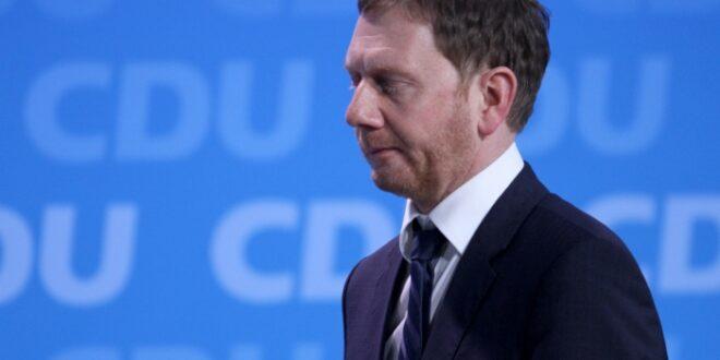 """Kretschmer kritisiert völlig absurde Koalitiondiskussionen 660x330 - Kretschmer kritisiert """"völlig absurde Koalitiondiskussionen"""""""