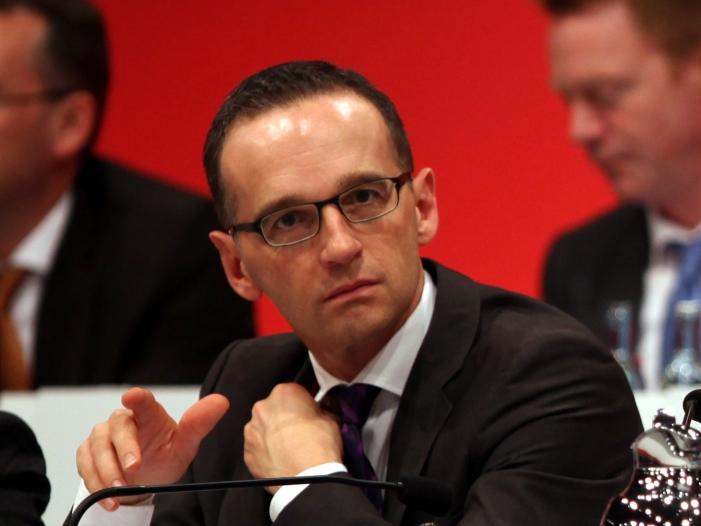 Kritik in SPD Führung an Russlandpolitik von Maas - Kritik in SPD-Führung an Russlandpolitik von Maas