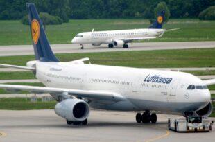 Lufthansa sagt wegen Verdi Streik jeden zweiten Flug ab 310x205 - Lufthansa sagt wegen Verdi-Streik jeden zweiten Flug ab