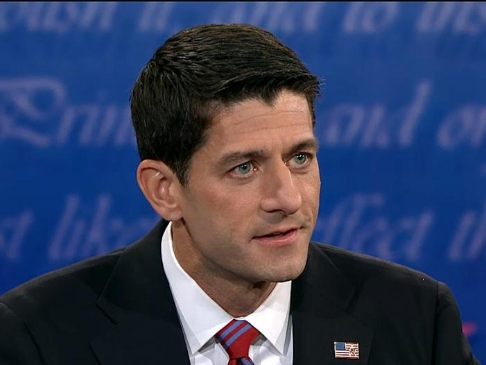 Repräsentantenhaus Sprecher Paul Ryan tritt ab - Repräsentantenhaus-Sprecher Paul Ryan tritt ab