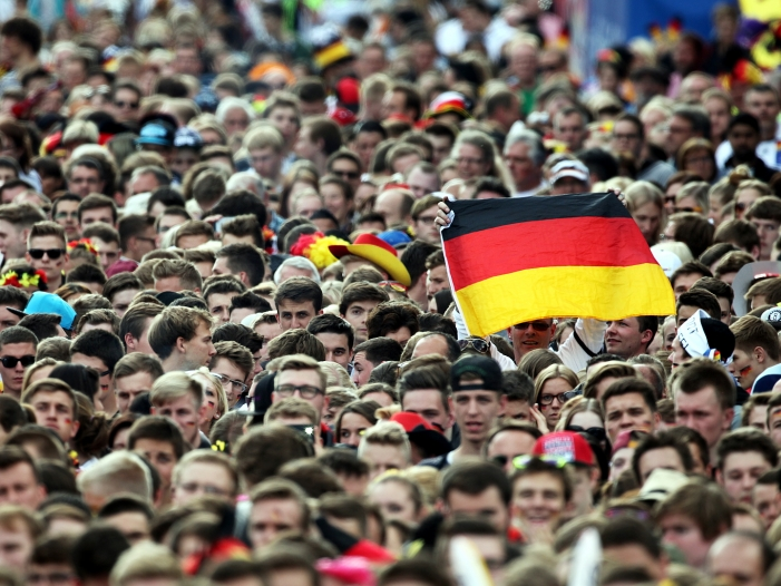Bild von Russland-Beauftragter gegen Boykott der Fußball-WM