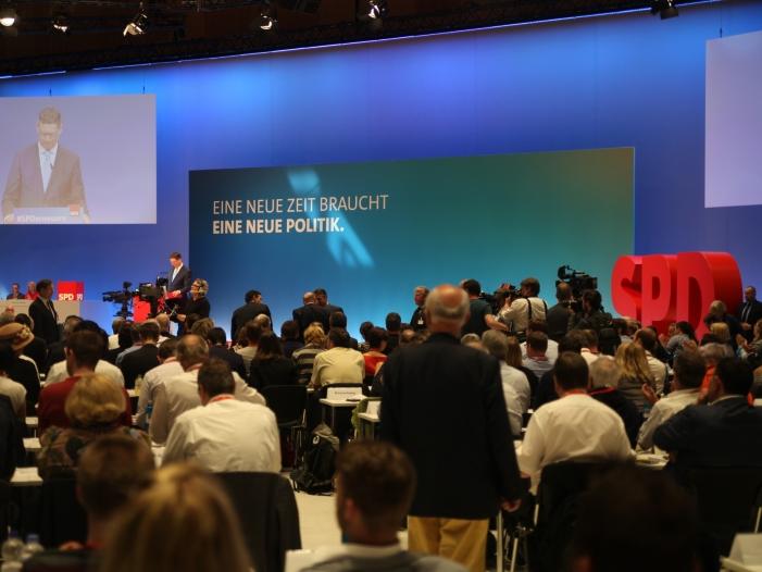 Photo of SPD-Parteitag soll neue Parteivorsitzende wählen