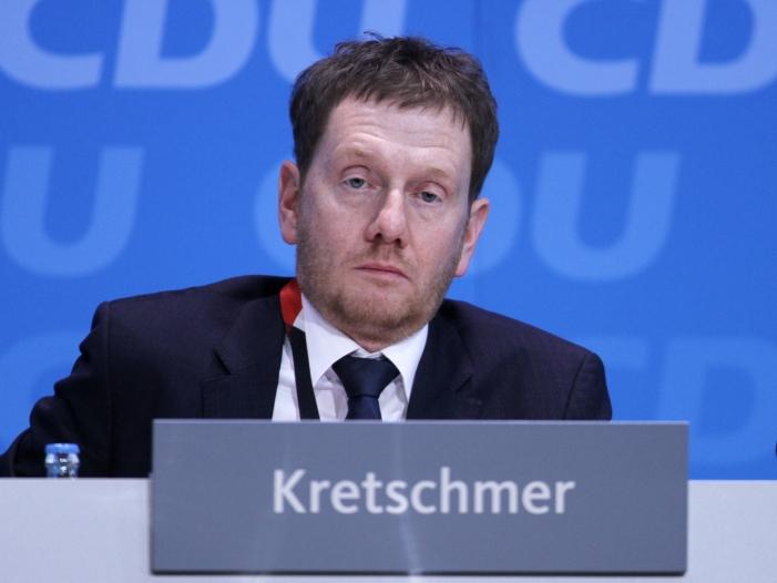 """Sachsens Ministerpräsident GroKo muss in die Gänge kommen - Sachsens Ministerpräsident: GroKo muss """"in die Gänge kommen"""""""
