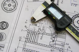 Technische Zeichnung 310x205 - Power für Maschinenbauer, Kommentar zur Hannover Messe von Daniel Schauber