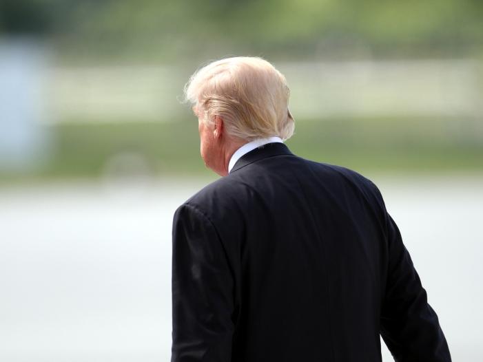 Bild von Trump rudert bei Pazifik-Handelsabkommen zurück