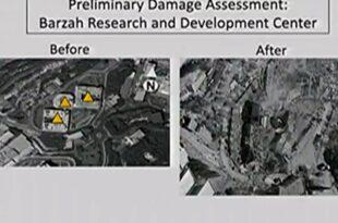 US Verteidigungsministerium Alle Ziele in Syrien getroffen 310x205 - US-Verteidigungsministerium: Alle Ziele in Syrien getroffen