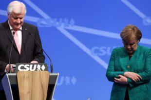 beckstein kritisiert streit zwischen seehofer und merkel 310x205 - Beckstein kritisiert Streit zwischen Seehofer und Merkel