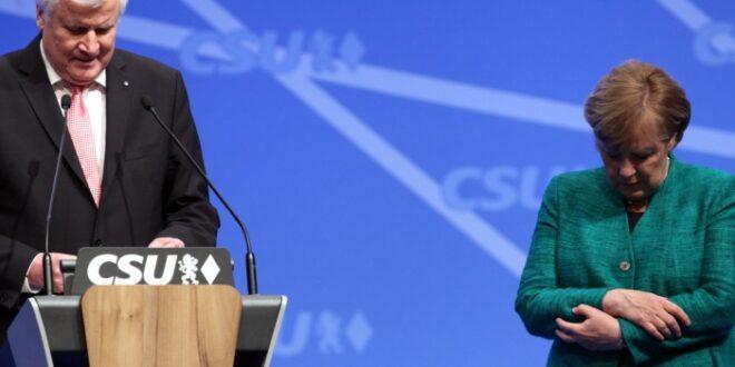 beckstein kritisiert streit zwischen seehofer und merkel 660x330 - Beckstein kritisiert Streit zwischen Seehofer und Merkel