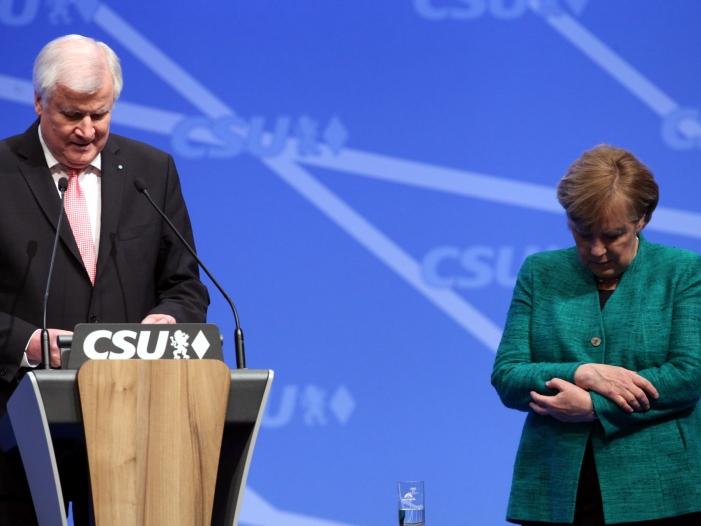 Photo of Beckstein kritisiert Streit zwischen Seehofer und Merkel
