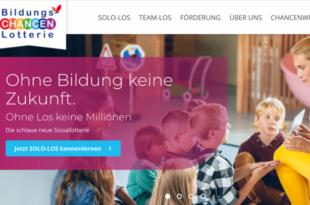 Bildungslotterie 310x205 - Wirtschaft startet Bildungslotterie