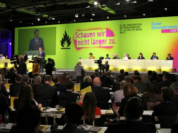 FDP-Vorstandsmitglied Teuteberg offen für Frauenquote