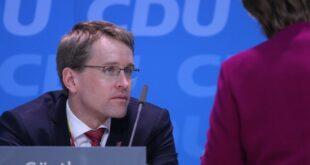Günther mahnt selbstbewussteren Umgang mit CSU an 310x165 - Schleswig-Holsteins Ministerpräsident mahnt CDU zur Geschlossenheit