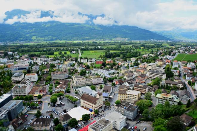 Bild von Aurelia Frick: Binnenmarkt wichtiger Standortvorteil für Liechtenstein