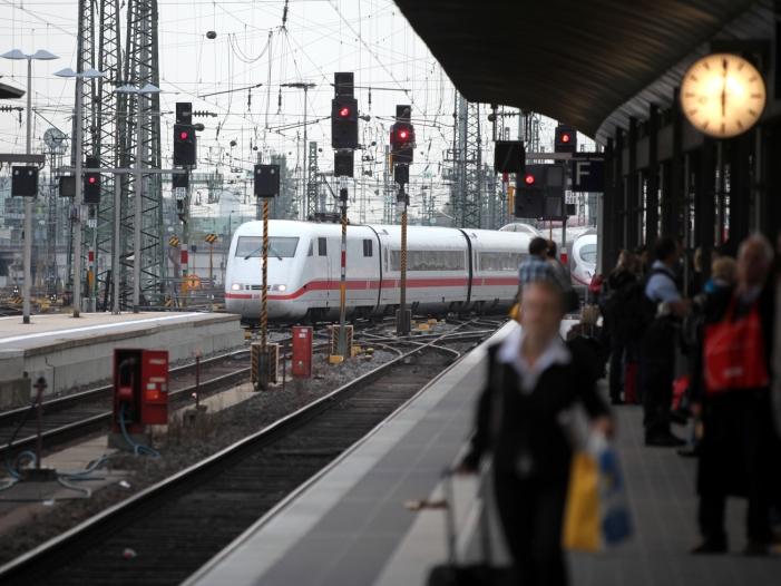 Bild von Mehr als ein Dutzend ICE-Züge verpassten 2017 Haltebahnhöfe