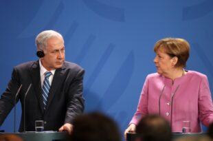 Merkel spricht mit Netanjahu über Gewalt in Gaza 310x205 - Merkel spricht mit Netanjahu über Gewalt in Gaza