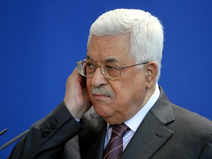 Photo of Palästinenserpräsident Abbas wieder im Krankenhaus