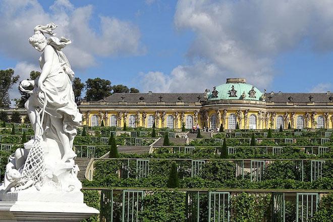 Potsdam beteiligt sich an Pflege des Welterbe-Parks