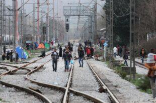 Wieder mehr Flüchtlinge auf Balkanroute 310x205 - Wieder mehr Flüchtlinge auf Balkanroute