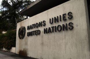 Carla del Ponte UN versagen beim Schutz von Menschenrechten 310x205 - Carla del Ponte: UN versagen beim Schutz von Menschenrechten