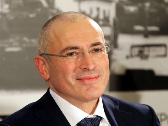 Chodorkowski rät westlichen Politikern von WM Reise ab - Chodorkowski rät westlichen Politikern von WM-Reise ab