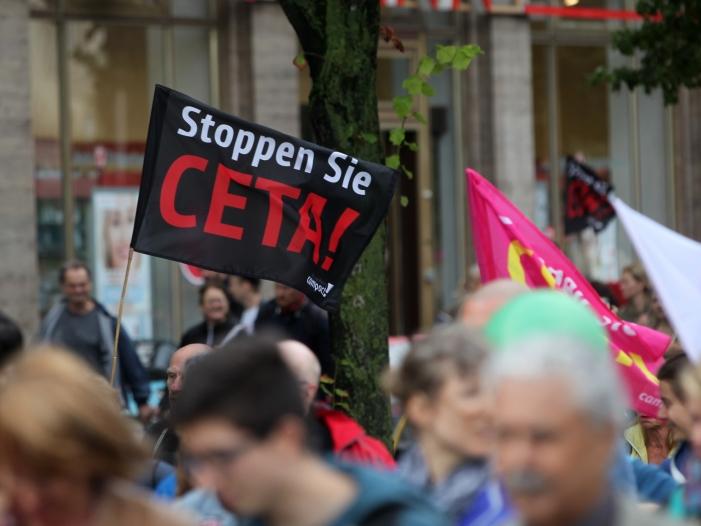 Bild von Deutsche Wirtschaft fordert schnelle Ceta-Ratifizierung