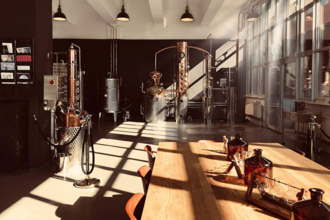Berliner Start-up revolutioniert den Markt für Premium Spirituosen