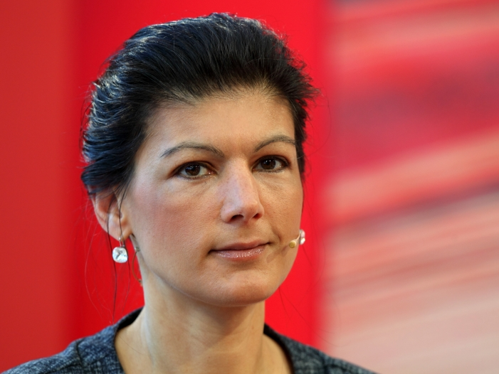 Photo of Fließbandarbeiter für Wagenknecht