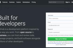 GitHub 310x205 - Microsoft übernimmt GitHub für 7,5 Milliarden