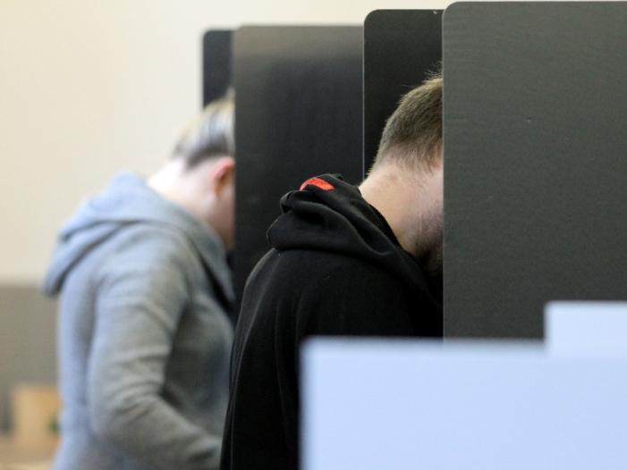 INSA Umfrage Schwarz Rot in Sachsen ohne Mehrheit - INSA-Umfrage: Schwarz-Rot in Sachsen ohne Mehrheit
