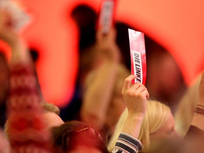 Mobbingvowürfe vor Linken Parteitag - Mobbingvowürfe vor Linken-Parteitag
