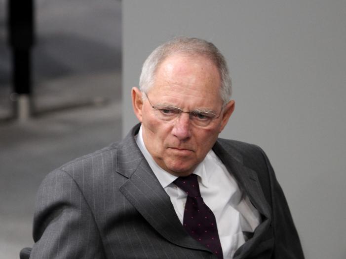 """Photo of Schäuble mahnt """"verantwortungsvollen Umgang"""" mit Vergangenheit an"""