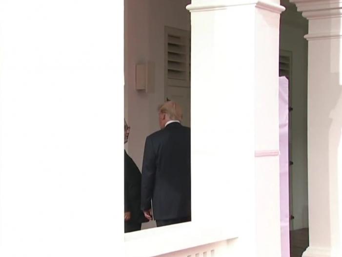"""Photo of Trump bezeichnet erstes Gespräch mit Kim als """"very, very good"""""""