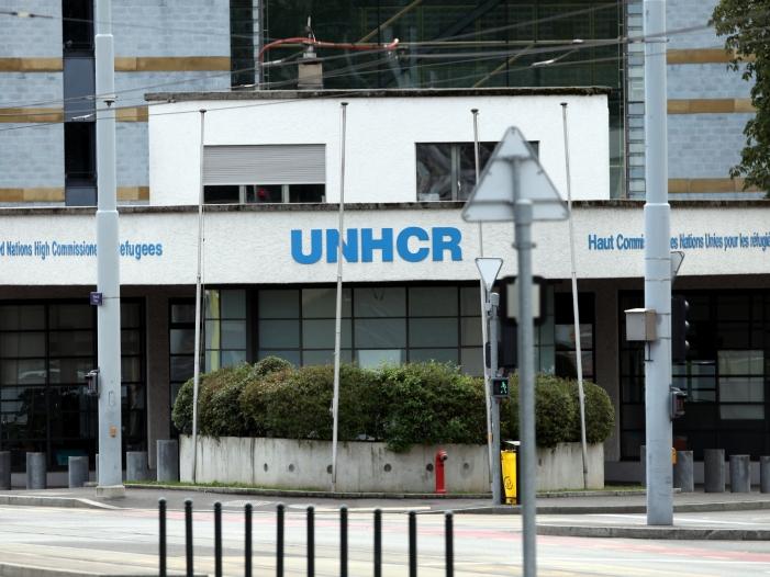 Bild von UNHCR meldet neuen Flüchtlingsrekord