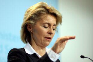 Von der Leyen und Günther kritisieren CSU 310x205 - Von der Leyen und Günther kritisieren CSU