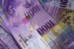 1000 Franken 310x205 - Hans Ziegler spekulierte auf Actelion und Gategroup