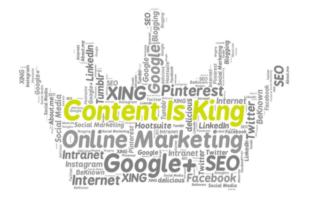 Content Marketing 310x205 - Content Marketing – für viele ein Buch mit sieben Siegeln