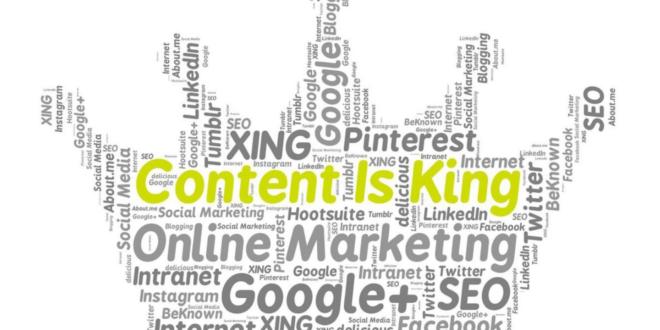 Content Marketing 660x330 - Content Marketing – für viele ein Buch mit sieben Siegeln